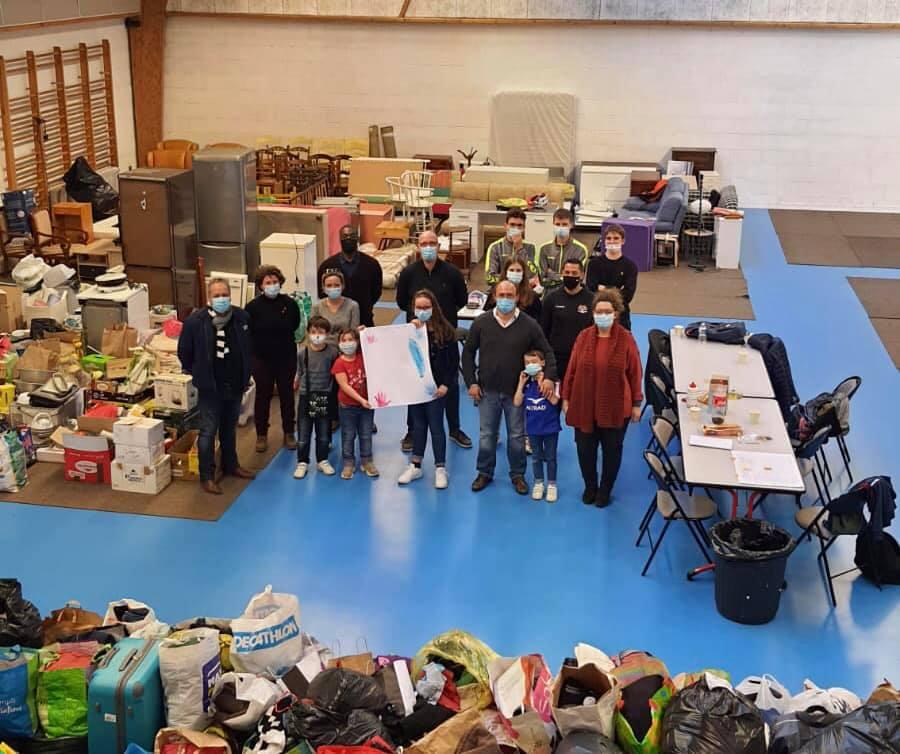 «Solidarité inondations»: courrier de remerciements