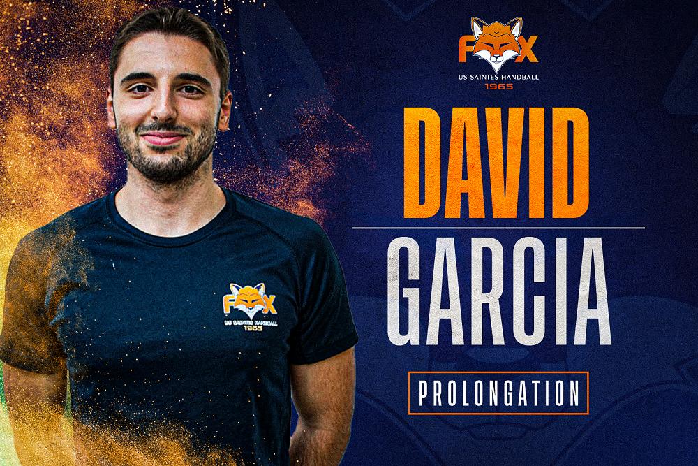 David Garcia reste un Fox !